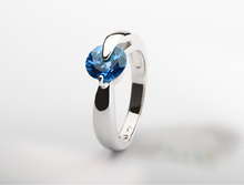 R2401 BLUE TOPAZ RING - Joryel Vera Jewelry