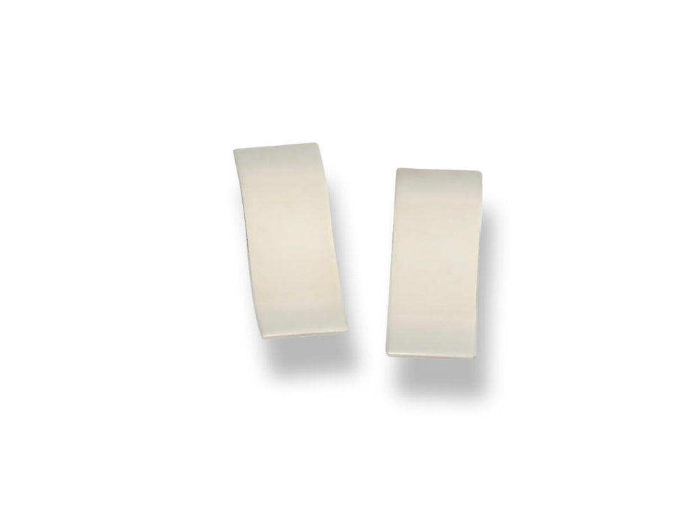 E5180 SILVER  BAR EARRING - Joryel Vera Jewelry