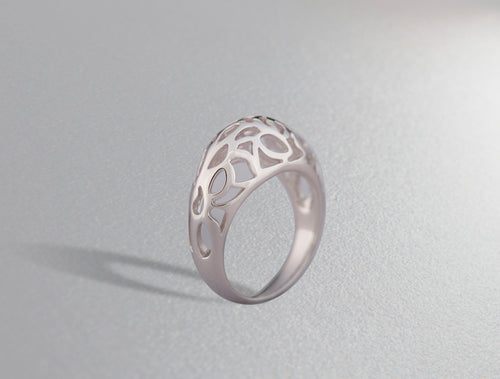 R5492  FILIGREE RING - Joryel Vera Jewelry