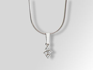 P3223 BELIEVABLE DIAMOND PENDANT