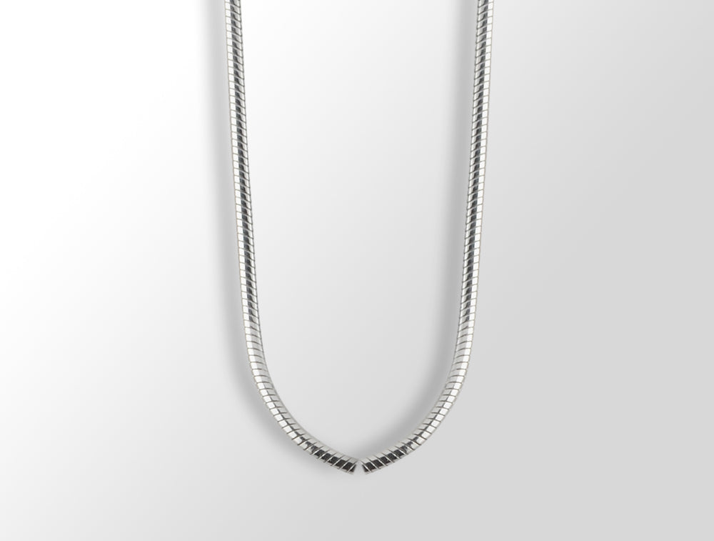 18 inches SNAKE CHAIN	NECKLACE