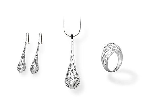 CLASSIC FILIGREE SET - Joryel Vera Jewelry