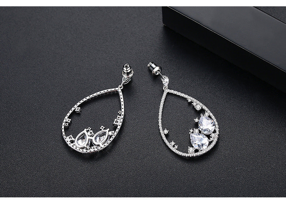 Unique Design Bride Earring