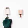 Coat Wall Hook Key Holder Creativity Outstretch Squirrel Hook Wall
