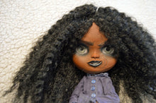 Load image into Gallery viewer, (#13) 75 Apples Art- Neo Blythe Doll Witch OOAK- BLYTHE Doll Custom TBL