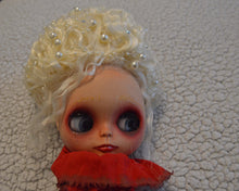 Load image into Gallery viewer, (#19) 75 Apples Art- Neo Blythe Fashion Red Doll OOAK- BLYTHE Doll Custom TBL