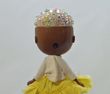 Load image into Gallery viewer, (#3) 75 Apples Art- Petite Mini Blythe Doll OOAK Blyth- BLYTHE Doll Custom TBL