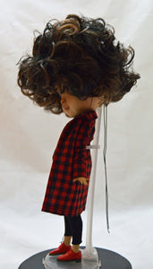 (#34) 75 Apples Art- Neo Blythe Gender Neutral Non-Binary (They) Baby OOAK