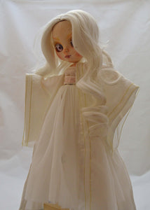 (#16) 75 Apples Art- Neo Blythe Rose Quartz Doll OOAK- BLYTHE Doll Custom TBL