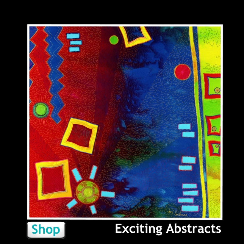 Abstract Themed Gift Items