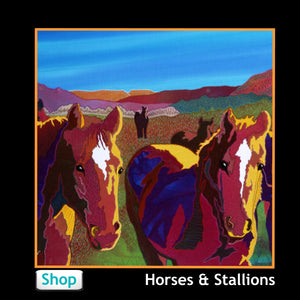 Exciting, Vivid Images for the Horse Lover