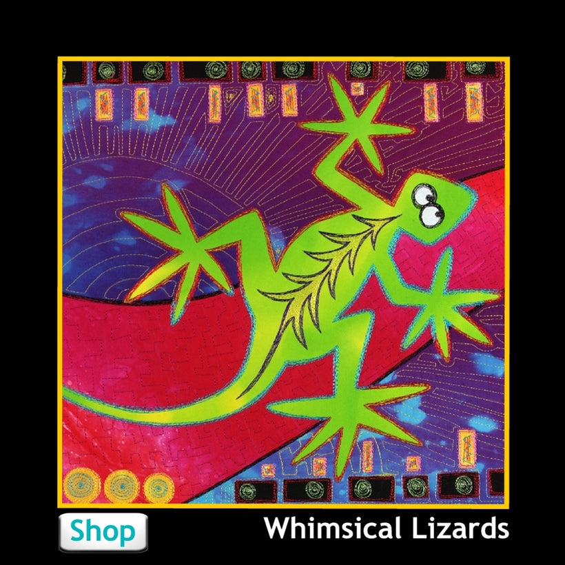 Lizard Themed Gift Items