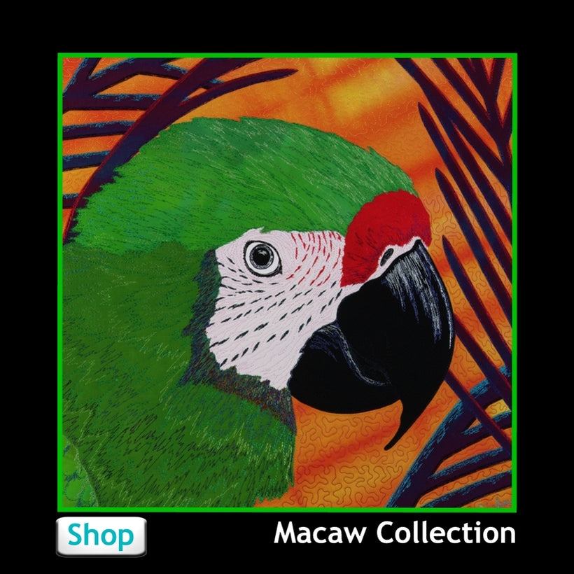 Parrot Themed Gift Items