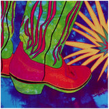 Cowboy Boot Designs by Jan Rickman