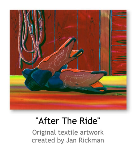 After the Ride by Jan Rickman