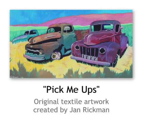 Pick Me Ups by Jan Rickman