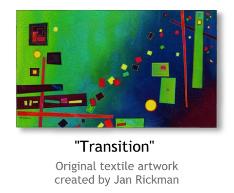 Transition by Jan Rickman