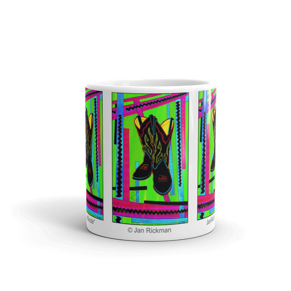 Dazzle Your Friends with This Mug - Jan Rickman