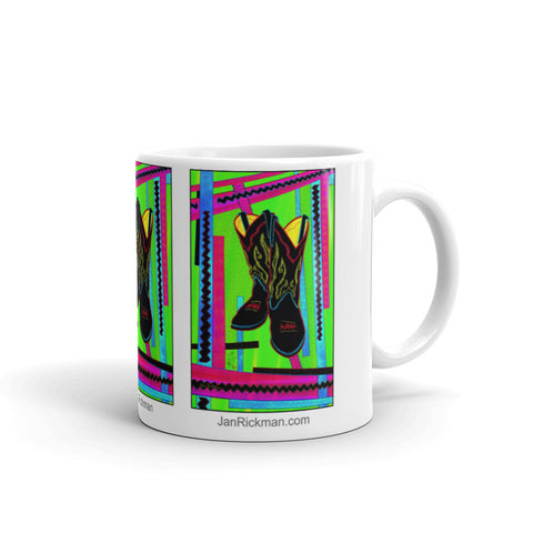 Dazzle Your Friends with This Mug