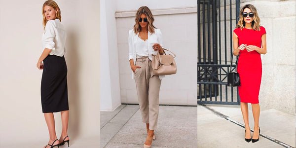 5 Work Wardrobe Essentials Every Woman Needs