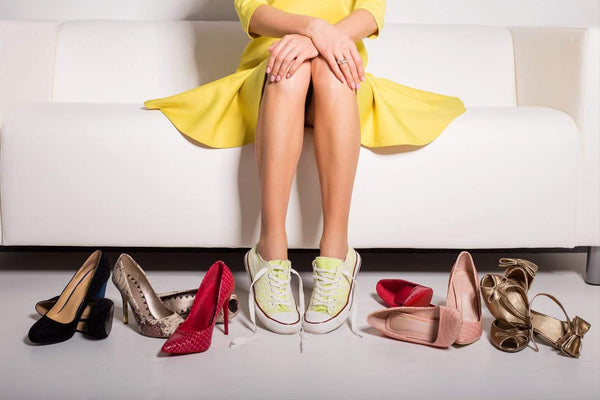 "Ask Anna... <br>""I've got big feet, what styles would suit a size 8?"""