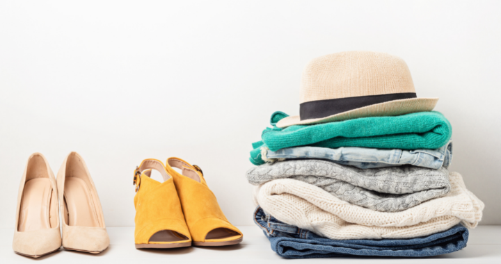 Buying Second Hand Clothes Keeps Items In Circulation