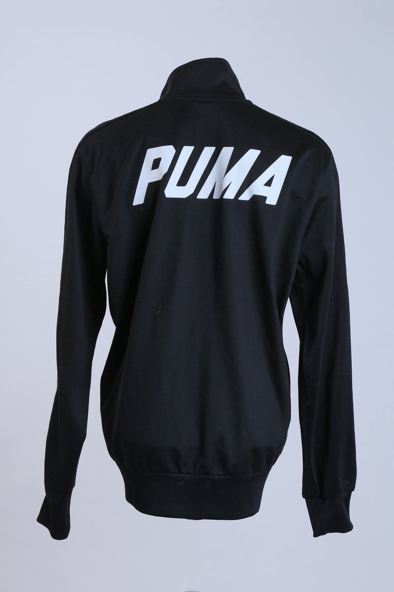 Branded High Neck Tracksuit Jacket