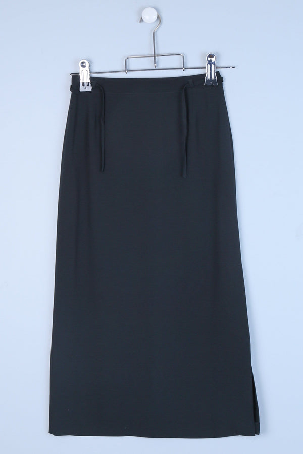 Tailored Midi Skirt