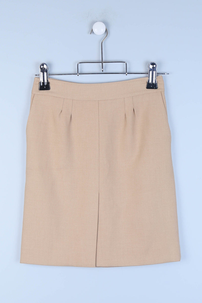 Tailored A Line Skirt