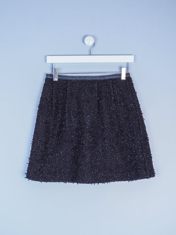 Sparkle Detailed A Line Skirt