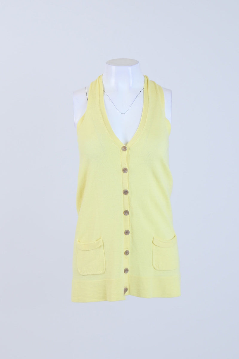 Halter Neck Cardigan