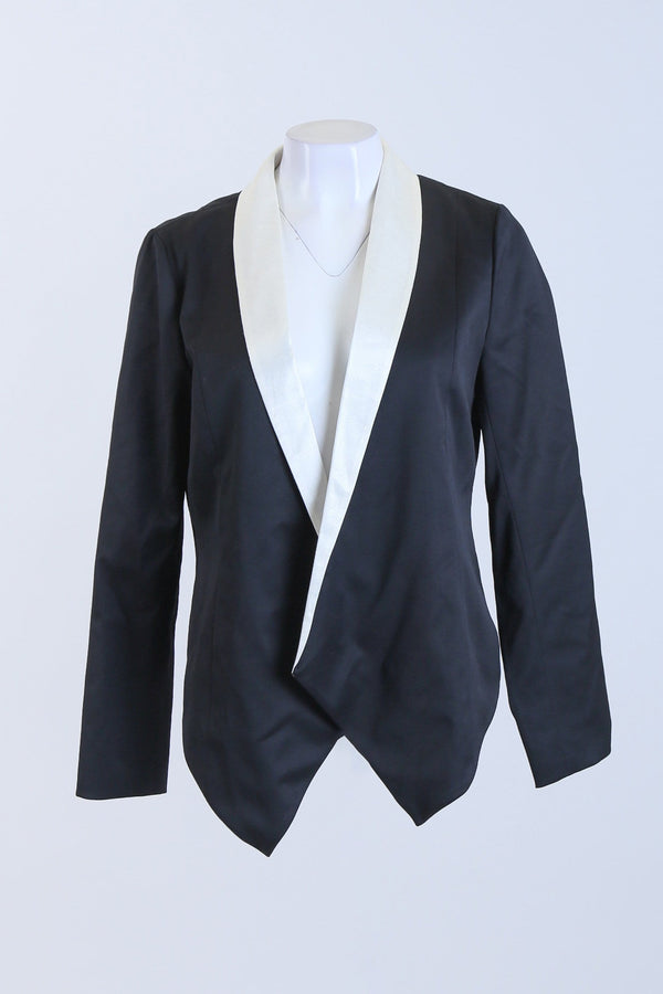 Long Sleeve Tailored Jacket