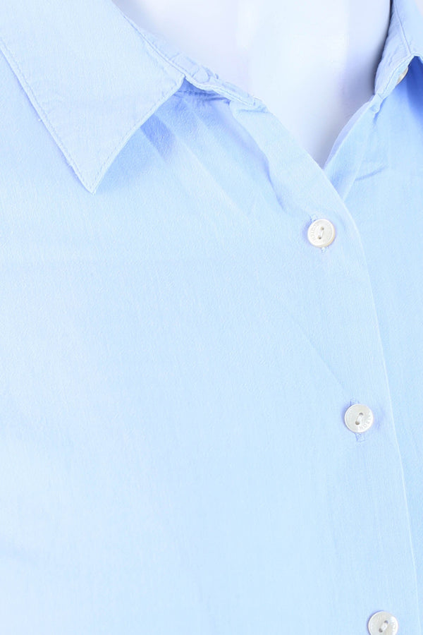 Petite Button Up Shirt