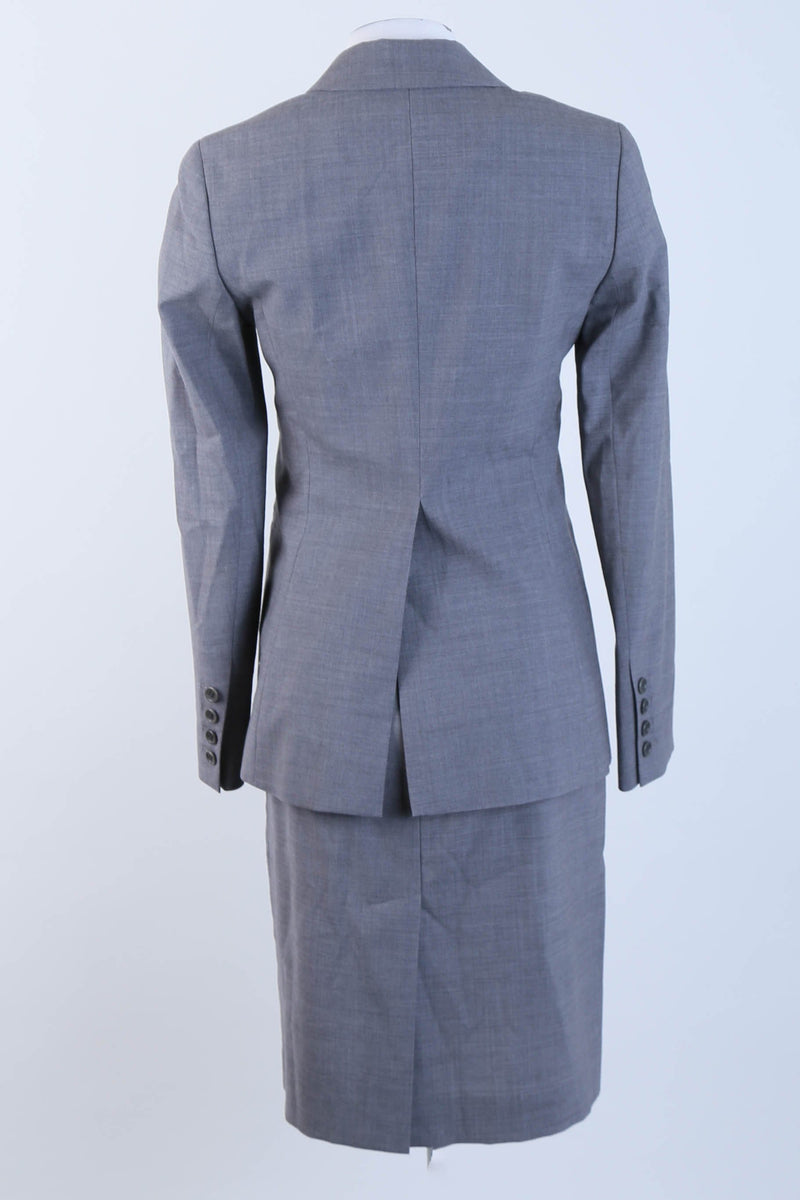 Tailored Dress With Matching Blazer