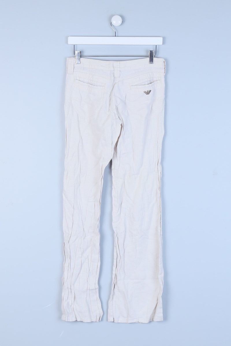 Regular Fit Flare Trousers