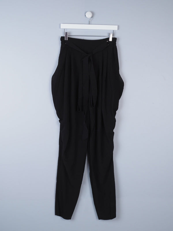 Gathered Style Trousers