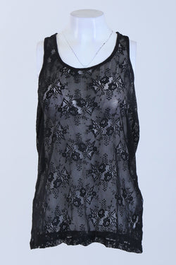 Lace Detailed Cami Top
