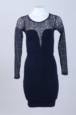 Lace Detailed Bodycon Dress