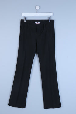 Regular Fit Tailored Trousers
