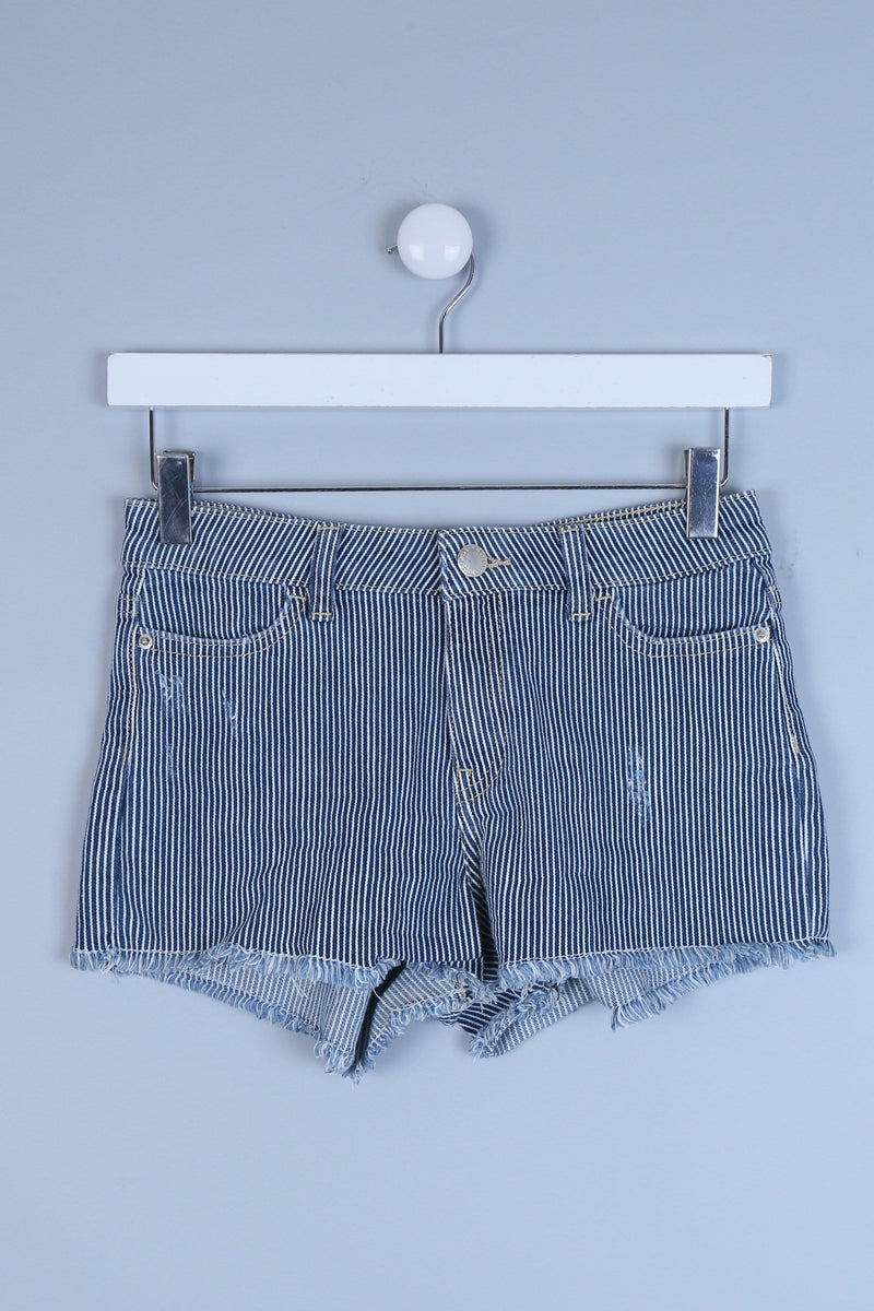 Pin Stripe Shorts