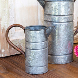 Tin Watering Can, Small