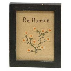 Be Humble Sampler