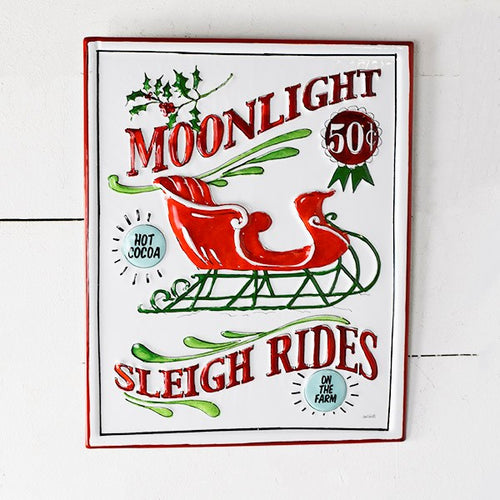 WASHED MOONLIGHT SIGN