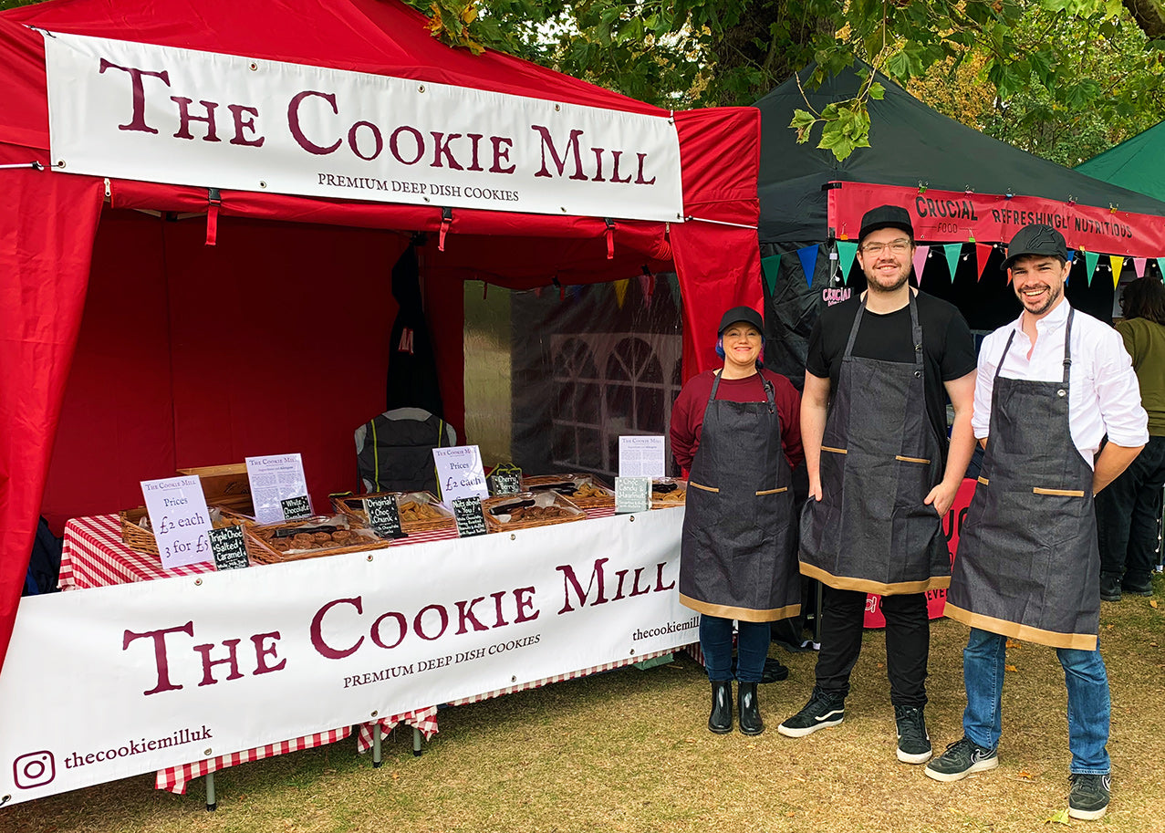 The Cookie Mill - Rich, Alan and Toni