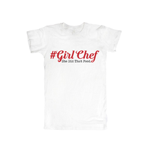 #Girl Chef Girls T-Shirts