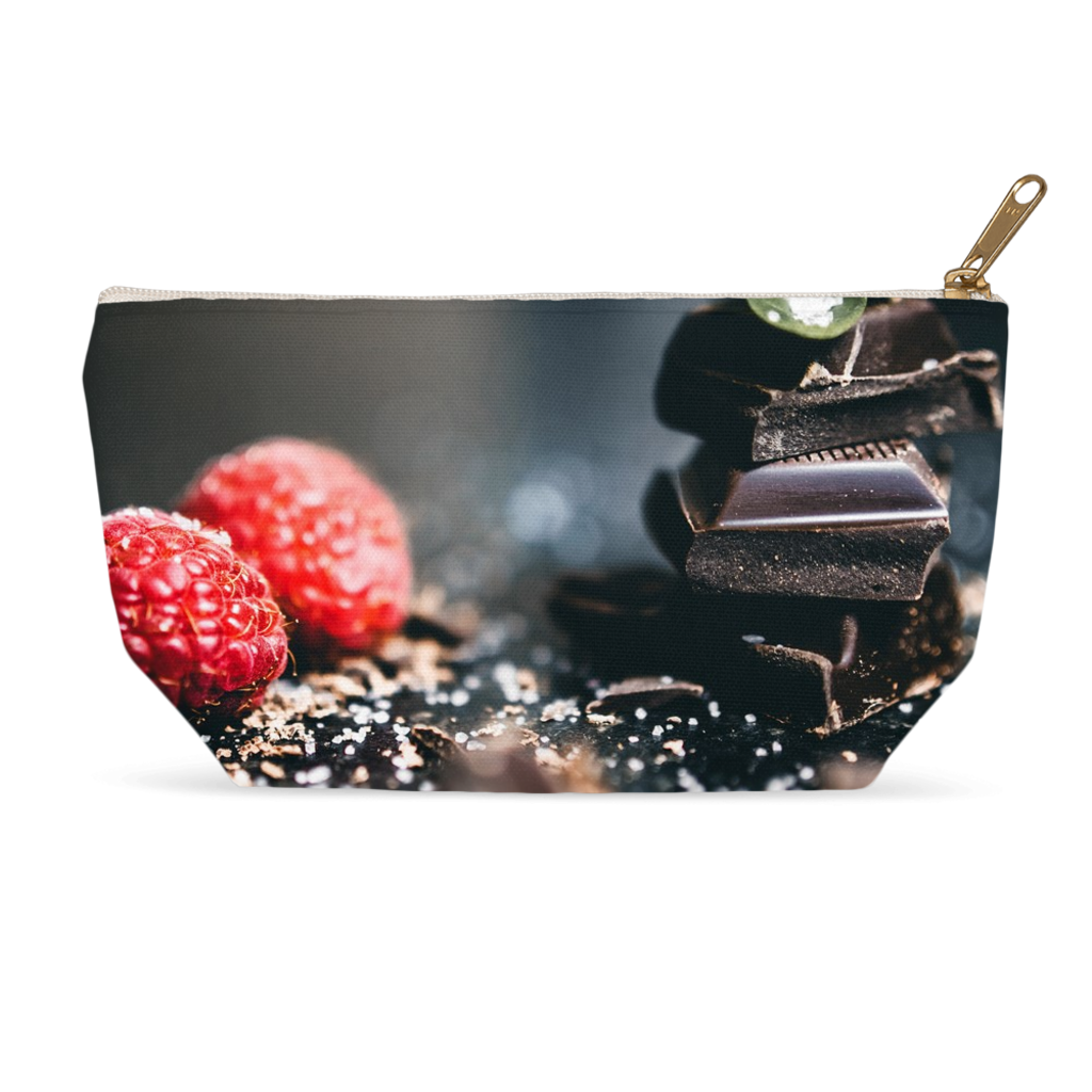 Chocolate Accessory Pouches
