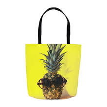 Beach Pineapple Tote Bags