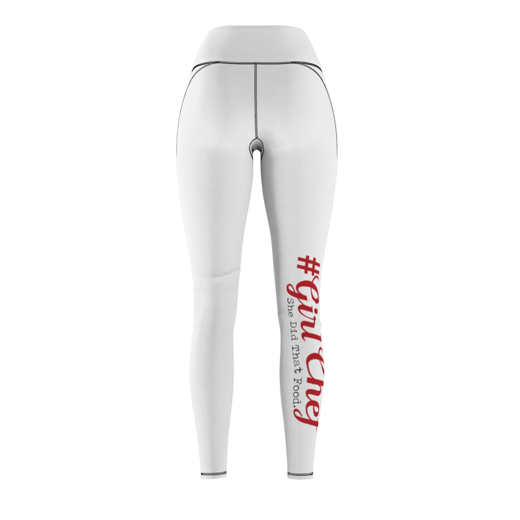 #Girl Chef Sport Leggings