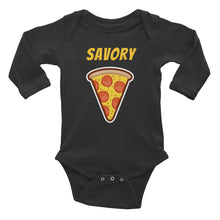 Infant Long Sleeve Bodysuit-Savory