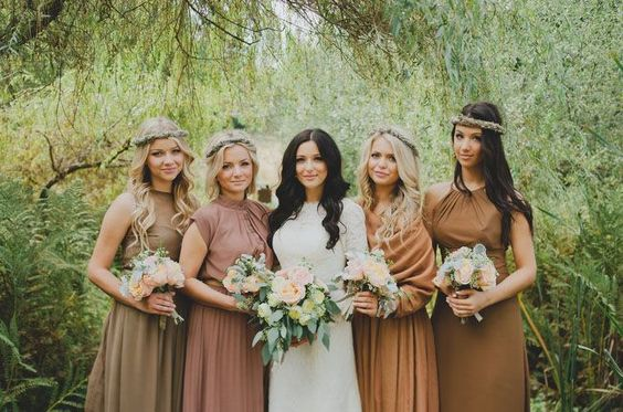 The Dress: Bridesmaids' Choice